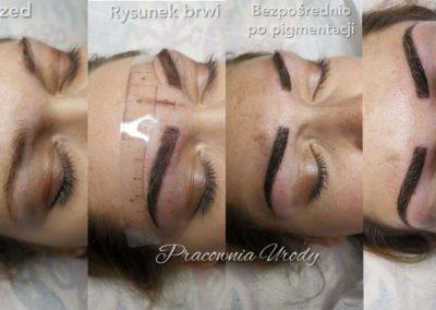makijaż permanentny w salonie kosmetycznym Pracownia Urody Poznań